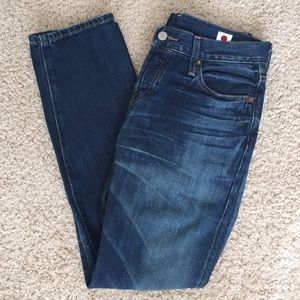 Levi's 501 CT (Custom Tapered) Medium Wash Jeans